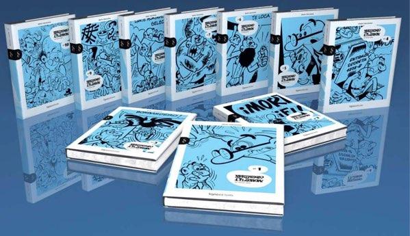 Colección Mortadelo y Filemón de Signo Editores