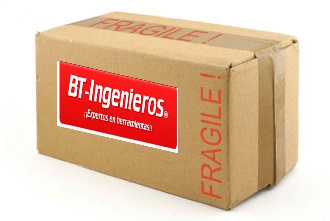 La tienda online de BT Ingenieros ofrece herramientas y repuestos de todo tipo, tanto para usuarios profesionales como amateur..