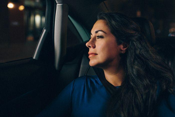 Clienta de Uber