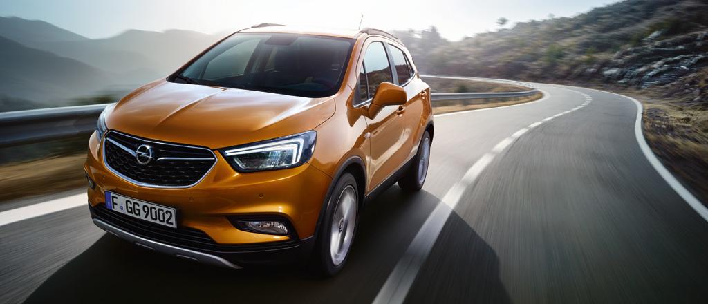 Opel Mokka en concesionario Luis Batalla