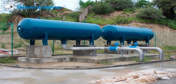 tratamiento de aguas realizado por la empresa de mauricio toledano
