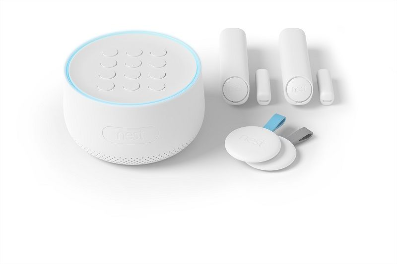 Dispositivos de seguridad Nest