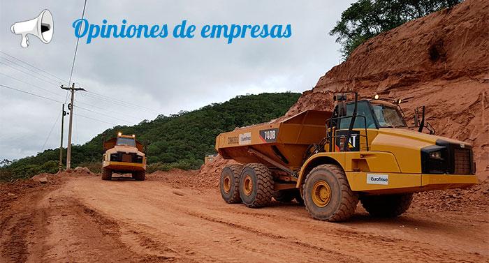 Mauricio Toledano presidente de Eurofinsa realiza un proyecto en Bolivia