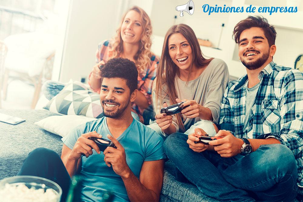 PC Gaming 365 ecommerce con todo lo necesario para los gamers