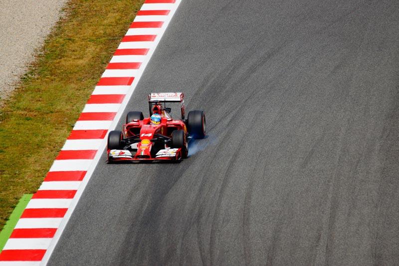 Ferrari y Banco Santander