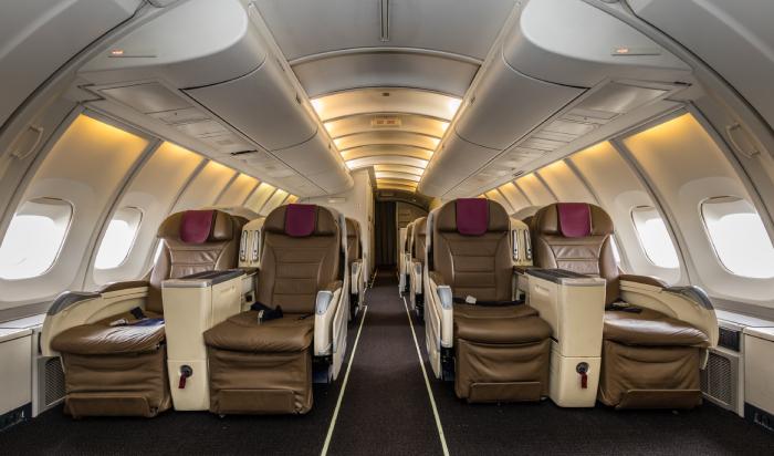 El espacio y la comodidad son claves en las opiniones de los pasajeros.