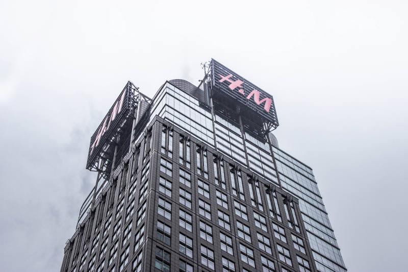 H&M cierre de tiendas