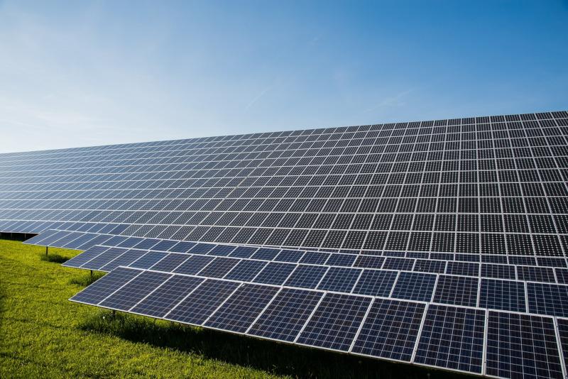 planta fotovoltaica